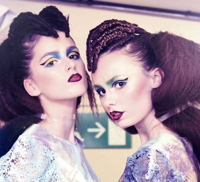 valencia fashion week models